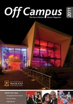 Alumni Off Campus Magazine 2011 - a year in review