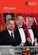 The University of Waikato - Alumni Off Campus Magazine 2010