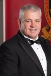 Warren Gatland - Distinguished Alumni